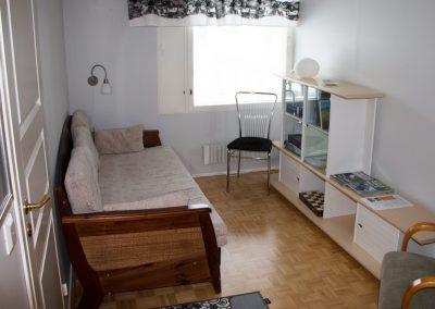 Olohuone, levitettävä sohva